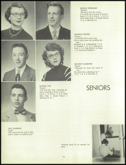Page 74, 1953 Edition, Crete Monee High School - Jester Yearbook (Crete, IL) online yearbook collection