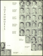 Page 83, 1953 Edition, Crete Monee High School - Jester Yearbook (Crete, IL) online yearbook collection