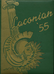 Page 1, 1955 Edition, Glenbrook North High School - Laconian Yearbook (Northbrook, IL) online yearbook collection