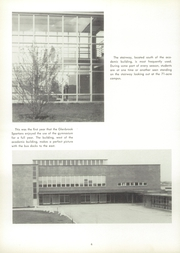 Page 10, 1955 Edition, Glenbrook North High School - Laconian Yearbook (Northbrook, IL) online yearbook collection