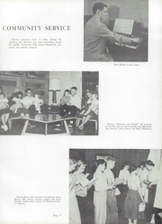 Page 13, 1957 Edition, Glenbrook North High School - Laconian Yearbook (Northbrook, IL) online yearbook collection