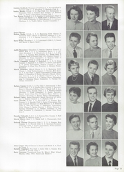 Page 17, 1957 Edition, Glenbrook North High School - Laconian Yearbook (Northbrook, IL) online yearbook collection