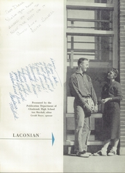 Page 5, 1957 Edition, Glenbrook North High School - Laconian Yearbook (Northbrook, IL) online yearbook collection
