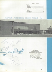 Page 7, 1957 Edition, Glenbrook North High School - Laconian Yearbook (Northbrook, IL) online yearbook collection