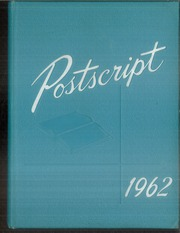 Page 1, 1962 Edition, Thornton Fractional South High School - Postscript Yearbook (Lansing, IL) online yearbook collection