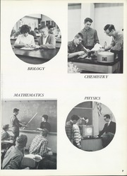 Page 11, 1962 Edition, Thornton Fractional South High School - Postscript Yearbook (Lansing, IL) online yearbook collection