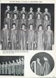 Page 17, 1962 Edition, Thornton Fractional South High School - Postscript Yearbook (Lansing, IL) online yearbook collection
