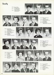 Page 14, 1964 Edition, Thornton Fractional South High School - Postscript Yearbook (Lansing, IL) online yearbook collection