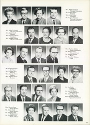 Page 15, 1964 Edition, Thornton Fractional South High School - Postscript Yearbook (Lansing, IL) online yearbook collection