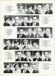 Page 16, 1964 Edition, Thornton Fractional South High School - Postscript Yearbook (Lansing, IL) online yearbook collection