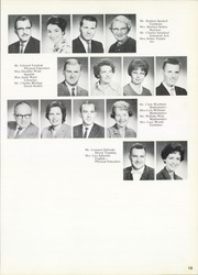 Page 17, 1964 Edition, Thornton Fractional South High School - Postscript Yearbook (Lansing, IL) online yearbook collection