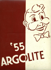 Argo Community High School - Argolite Yearbook (Argo, IL) online yearbook collection, 1955 Edition, Page 1