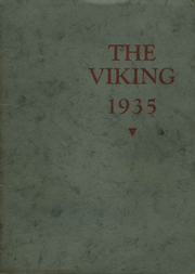 1935 Edition, Amundsen High School - Viking Yearbook (Chicago, IL)