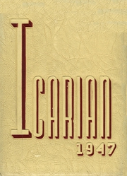 1947 Edition, Gage Park High School - Icarian Yearbook (Chicago, IL)