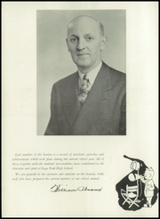 Page 12, 1948 Edition, Gage Park High School - Icarian Yearbook (Chicago, IL) online yearbook collection