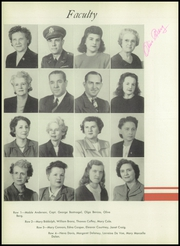 Page 16, 1949 Edition, Gage Park High School - Icarian Yearbook (Chicago, IL) online yearbook collection