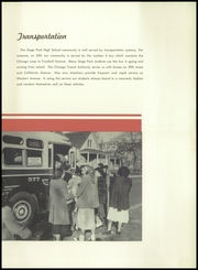 Page 13, 1950 Edition, Gage Park High School - Icarian Yearbook (Chicago, IL) online yearbook collection