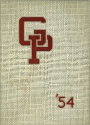 Gage Park High School - Icarian Yearbook (Chicago, IL) online yearbook collection, 1954 Edition, Page 1