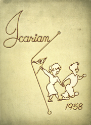1958 Edition, Gage Park High School - Icarian Yearbook (Chicago, IL)