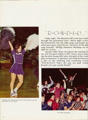 Page 12, 1977 Edition, Rolling Meadows High School - Yearling Yearbook (Rolling Meadows, IL) online yearbook collection