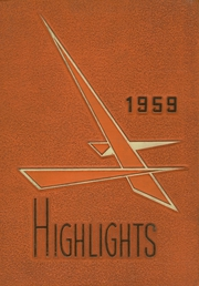 Page 1, 1959 Edition, Fenton High School - Arrow Yearbook (Bensenville, IL) online yearbook collection