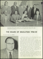 Page 10, 1959 Edition, Fenton High School - Arrow Yearbook (Bensenville, IL) online yearbook collection
