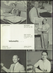 Page 12, 1959 Edition, Fenton High School - Arrow Yearbook (Bensenville, IL) online yearbook collection