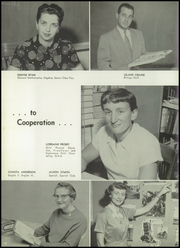 Page 16, 1959 Edition, Fenton High School - Arrow Yearbook (Bensenville, IL) online yearbook collection