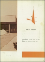 Page 7, 1959 Edition, Fenton High School - Arrow Yearbook (Bensenville, IL) online yearbook collection