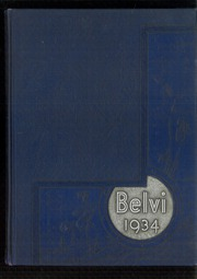 Belvidere High School - Belvi Yearbook (Belvidere, IL) online yearbook collection, 1934 Edition, Page 1