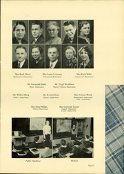 Page 15, 1936 Edition, Belvidere High School - Belvi Yearbook (Belvidere, IL) online yearbook collection