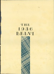 Page 5, 1936 Edition, Belvidere High School - Belvi Yearbook (Belvidere, IL) online yearbook collection