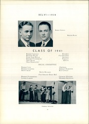 Page 20, 1938 Edition, Belvidere High School - Belvi Yearbook (Belvidere, IL) online yearbook collection