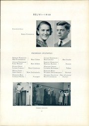 Page 21, 1938 Edition, Belvidere High School - Belvi Yearbook (Belvidere, IL) online yearbook collection
