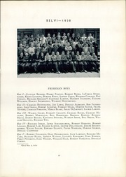 Page 23, 1938 Edition, Belvidere High School - Belvi Yearbook (Belvidere, IL) online yearbook collection