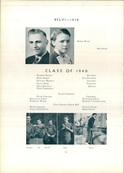 Page 24, 1938 Edition, Belvidere High School - Belvi Yearbook (Belvidere, IL) online yearbook collection