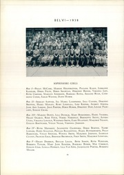 Page 26, 1938 Edition, Belvidere High School - Belvi Yearbook (Belvidere, IL) online yearbook collection