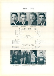 Page 32, 1938 Edition, Belvidere High School - Belvi Yearbook (Belvidere, IL) online yearbook collection