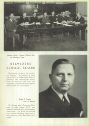 Page 10, 1941 Edition, Belvidere High School - Belvi Yearbook (Belvidere, IL) online yearbook collection