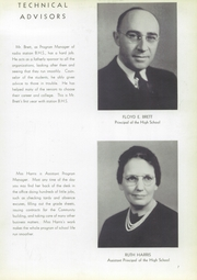 Page 11, 1941 Edition, Belvidere High School - Belvi Yearbook (Belvidere, IL) online yearbook collection