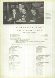 Page 16, 1941 Edition, Belvidere High School - Belvi Yearbook (Belvidere, IL) online yearbook collection