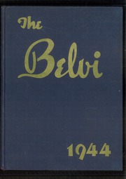 1944 Edition, Belvidere High School - Belvi Yearbook (Belvidere, IL)