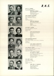 Page 12, 1947 Edition, Belvidere High School - Belvi Yearbook (Belvidere, IL) online yearbook collection