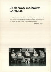 Page 6, 1947 Edition, Belvidere High School - Belvi Yearbook (Belvidere, IL) online yearbook collection