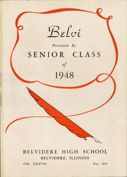 Page 5, 1948 Edition, Belvidere High School - Belvi Yearbook (Belvidere, IL) online yearbook collection