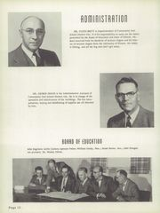 Page 16, 1954 Edition, Belvidere High School - Belvi Yearbook (Belvidere, IL) online yearbook collection