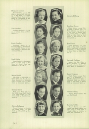 Page 16, 1935 Edition, Sullivan High School - Navillus Yearbook (Chicago, IL) online yearbook collection
