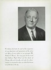Page 6, 1942 Edition, Sullivan High School - Navillus Yearbook (Chicago, IL) online yearbook collection