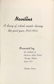Page 5, 1944 Edition, Sullivan High School - Navillus Yearbook (Chicago, IL) online yearbook collection