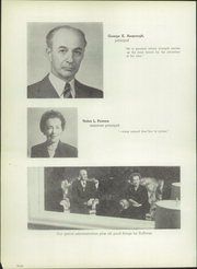 Page 8, 1950 Edition, Sullivan High School - Navillus Yearbook (Chicago, IL) online yearbook collection
